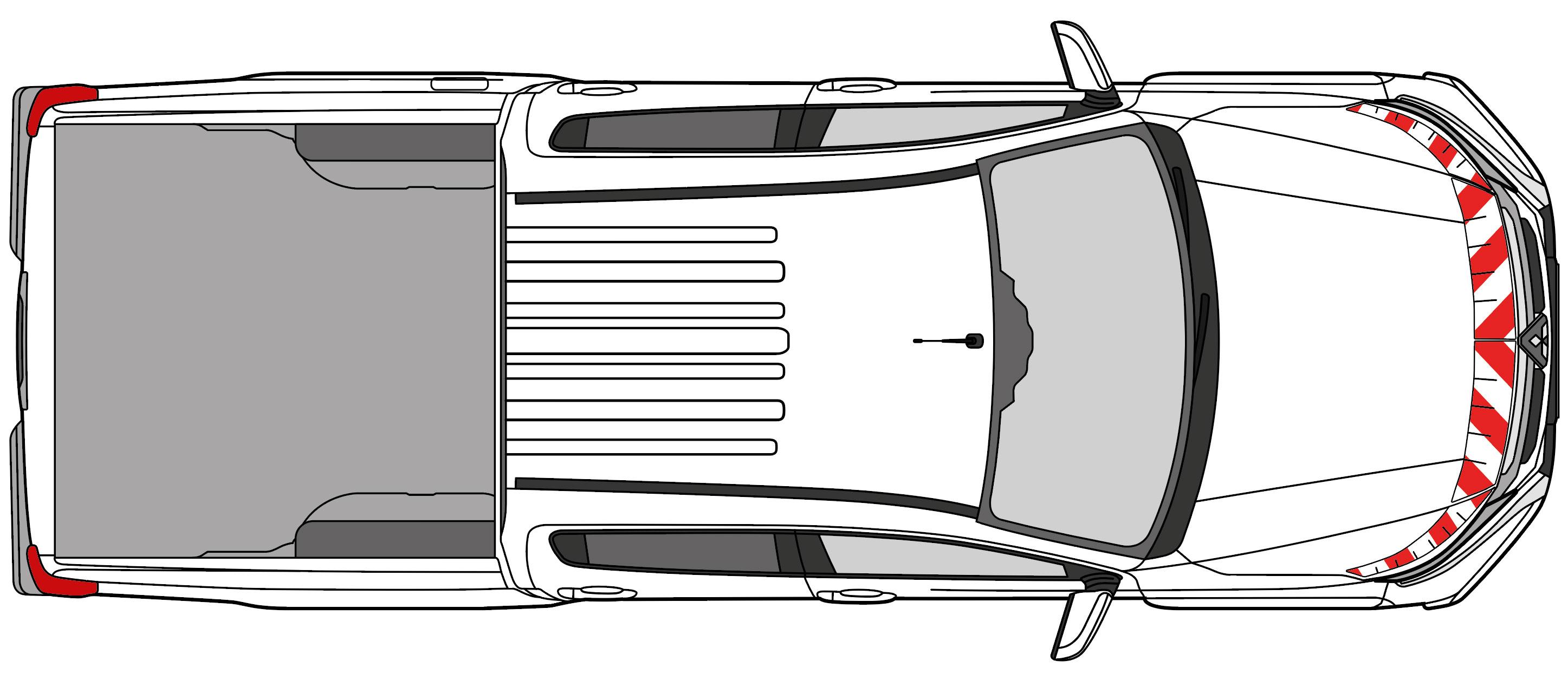 Mitsubishi L200 BJ ab 2019-aktuell