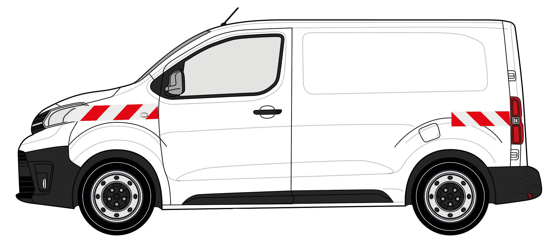 Toyota Proace BJ 10/2020-aktuell