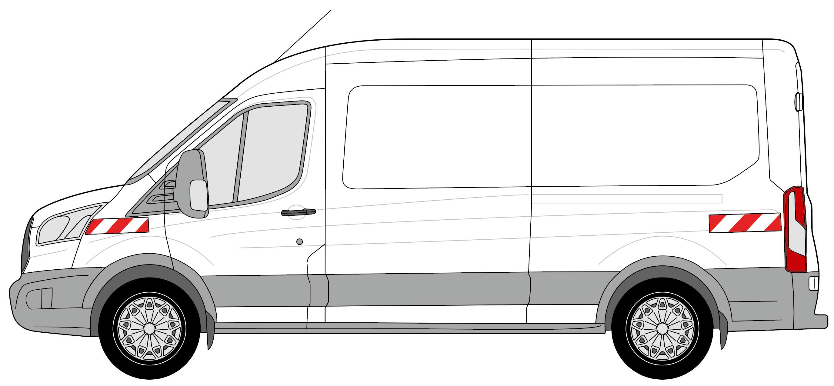 Ford Transit Kasten 2014/05-2019/07